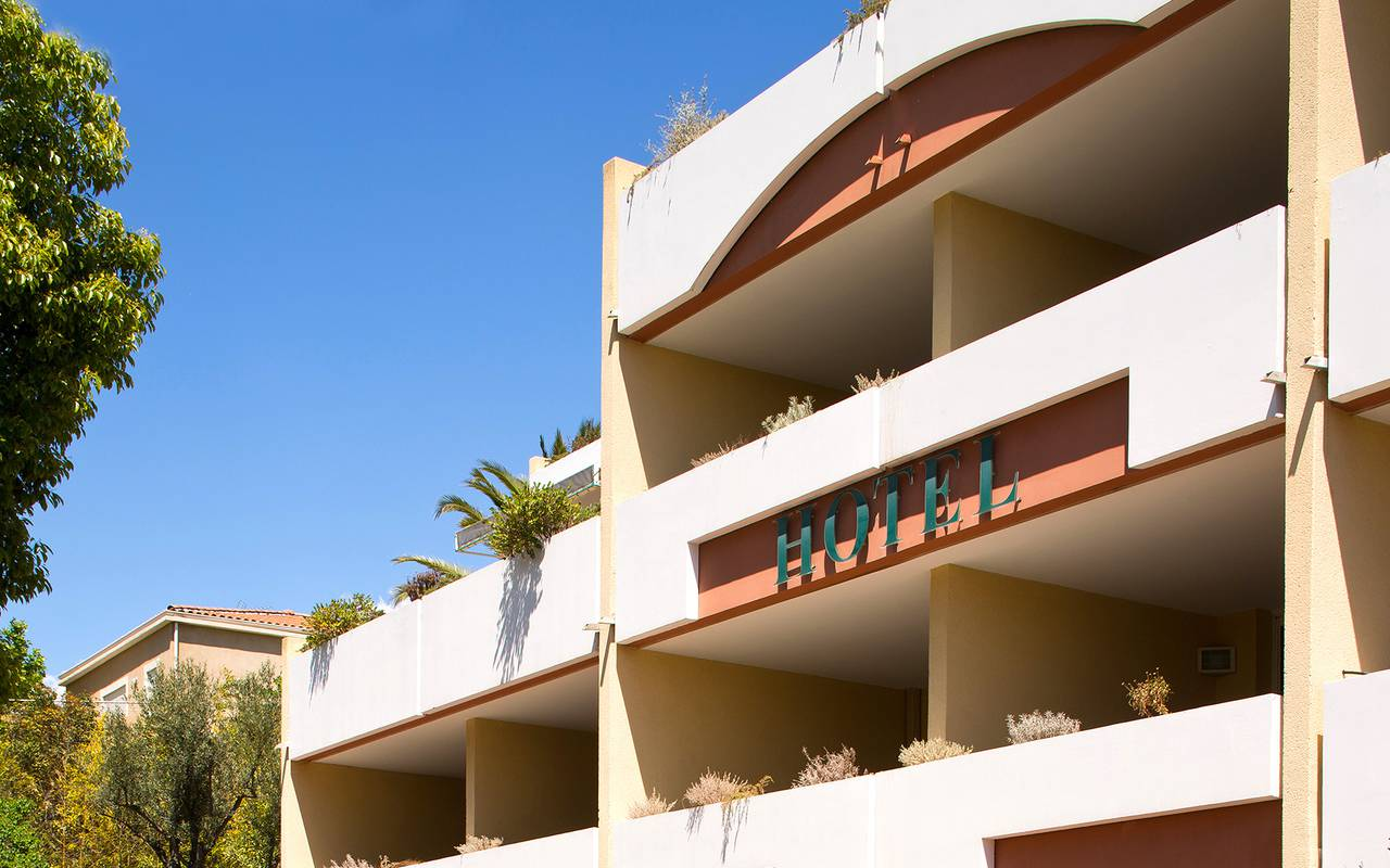 hotel cassis