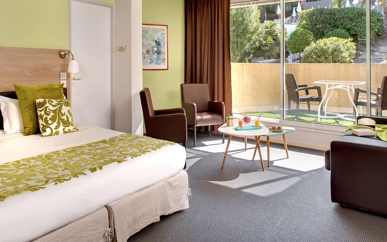 hotel romantique cassis